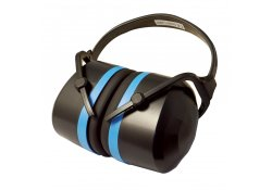 Casque antibruit pliable PRO : SNR 33 dB