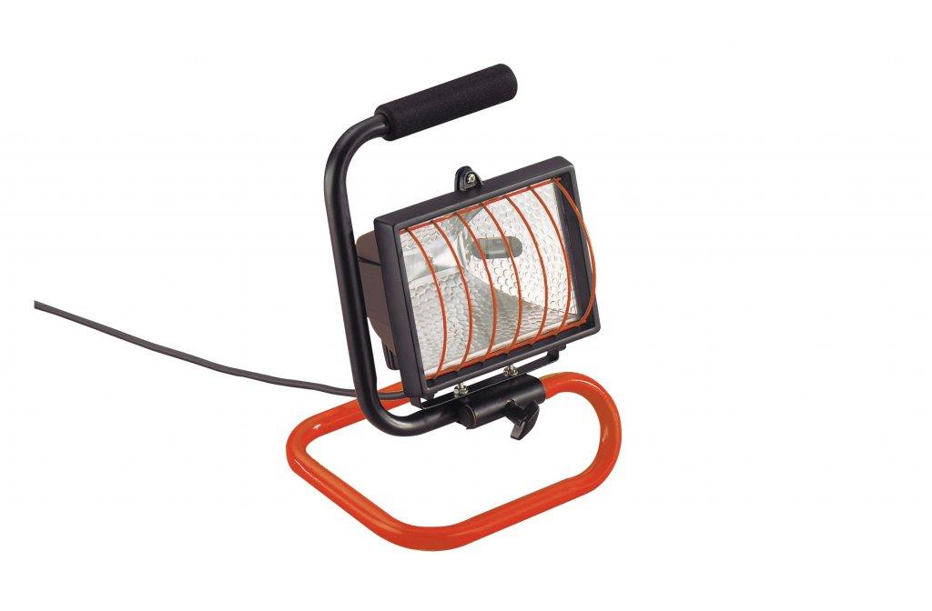 projecteur de chantier portatif l 39 outil parfait krenobat. Black Bedroom Furniture Sets. Home Design Ideas