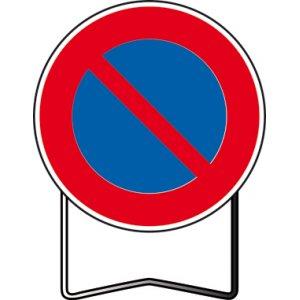 panneau signalisation stationnement interdit b6a1 taliaplast. Black Bedroom Furniture Sets. Home Design Ideas