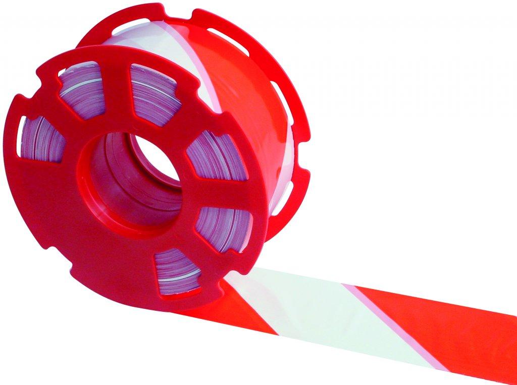 ruban rubafort rouge et blanc 50 mm x 500 m taliaplast krenobat. Black Bedroom Furniture Sets. Home Design Ideas