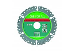Disque diamant universel One For All 125 mm HELLER