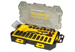 "Coffret à douilles 3/8"" TOUGHBOX FatMax STANLEY"