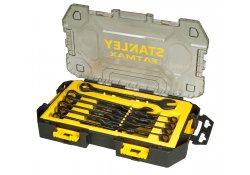 Coffret clés mixtes TOUGHBOX FatMax STANLEY