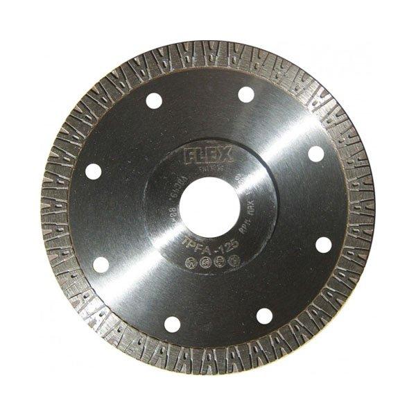 Disque diamant tron onner turbo fin premium 125 mm flex - Disque diamant 125 ...