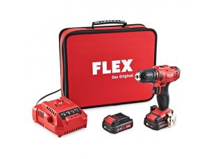 "Perceuse / visseuse 10,8 V DD 2G 10,8-LD ""Light Duty"" - FLEX"