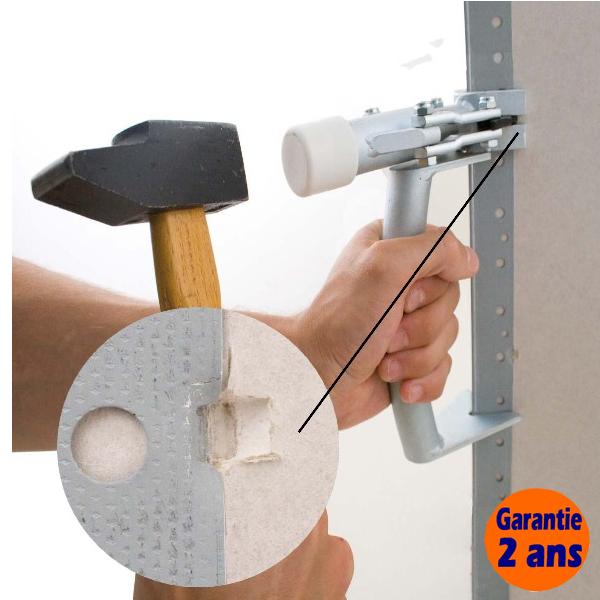 outil sertir les corni res d 39 angles m tal corner fix edma. Black Bedroom Furniture Sets. Home Design Ideas