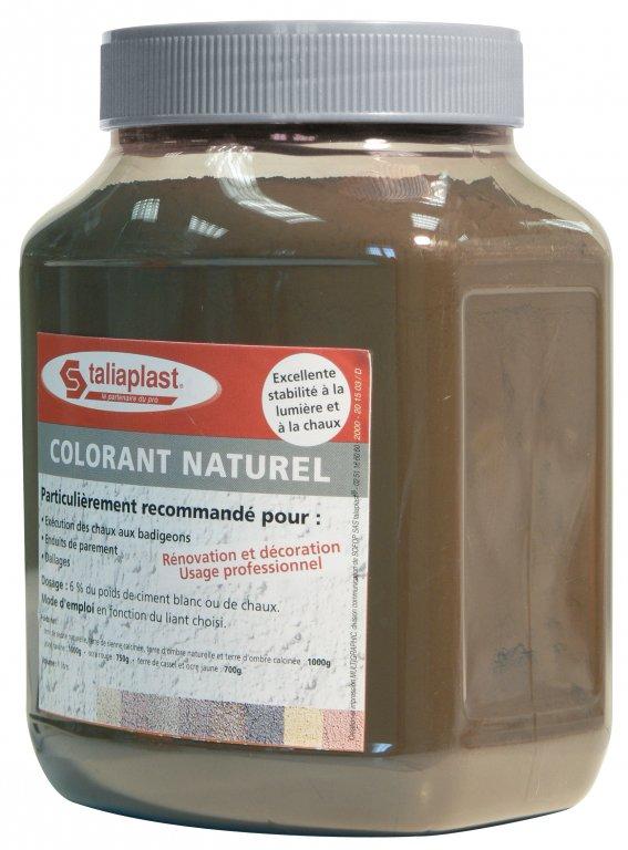 colorant naturel ciment ou chaux jaune havane 1 kg taliaplast. Black Bedroom Furniture Sets. Home Design Ideas