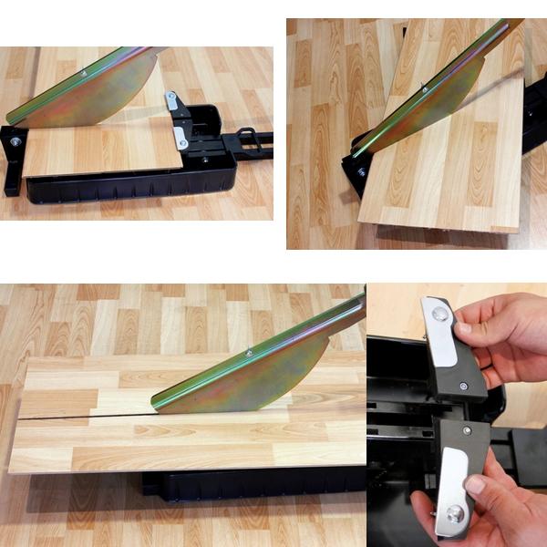 guillotine pro parquet stratifi ardoise 400 mm mega straticut 400 edma krenobat. Black Bedroom Furniture Sets. Home Design Ideas