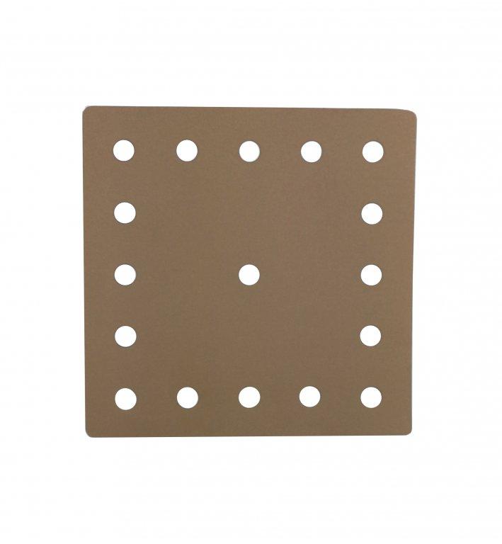 abrasifs pour cale poncer plate grain 180 lot de 10. Black Bedroom Furniture Sets. Home Design Ideas