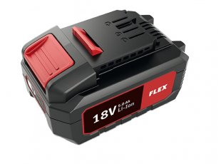 Batterie 18 volts, 5 Ah FLEX