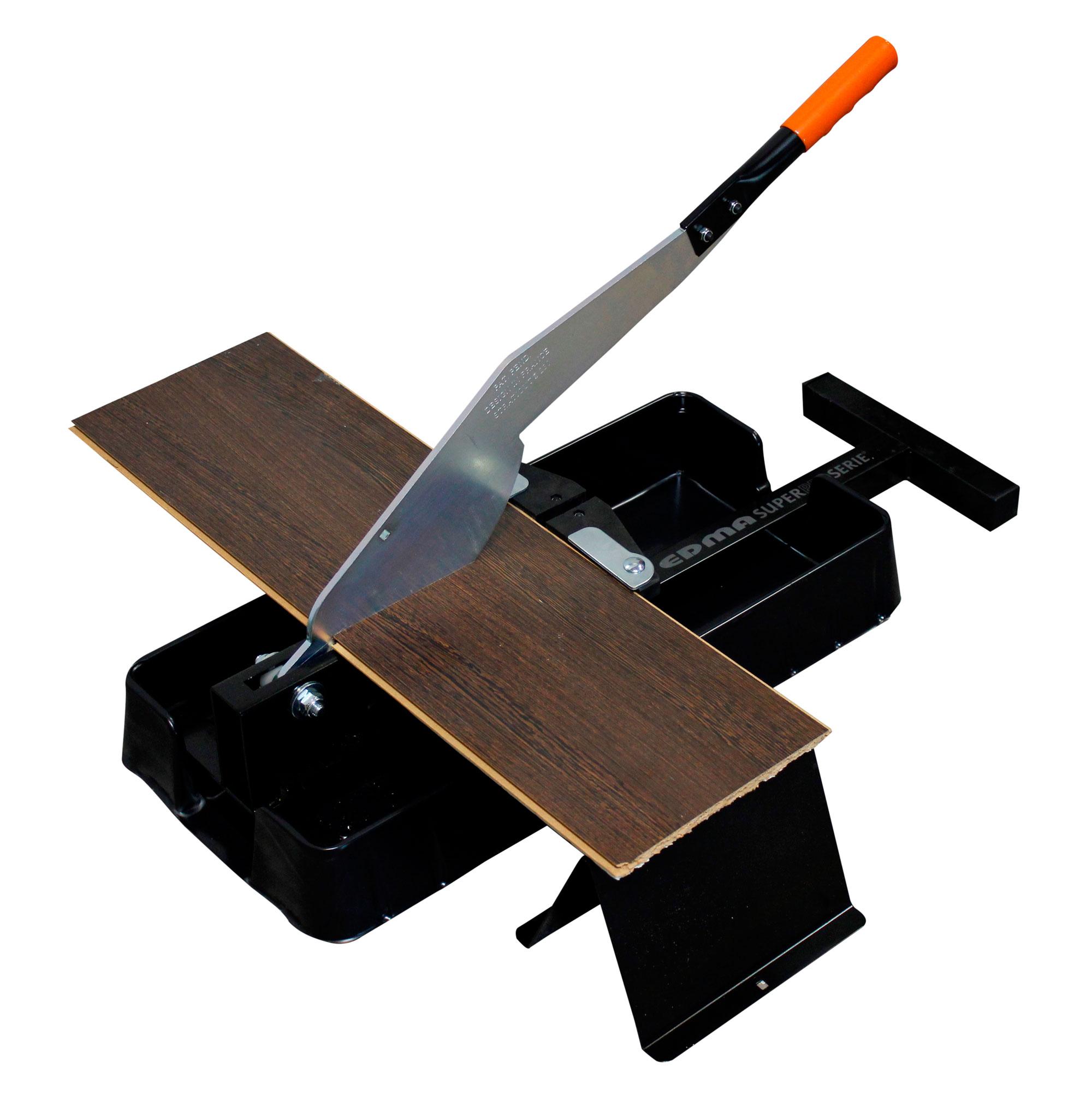 guillotine professionnelle coupe parquet sol stratifi straticut 230 edma krenobat outillage. Black Bedroom Furniture Sets. Home Design Ideas
