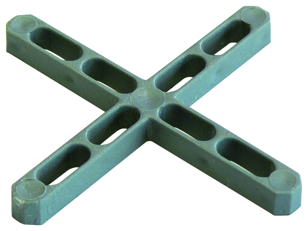 Croisillons carrelage en croix 10 mm taliaplast sachet for Croisillons carrelage