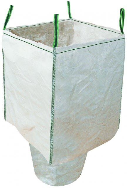 sac gravats avec goulotte 1500 kg taliabag taliaplast krenobat outillage distribution. Black Bedroom Furniture Sets. Home Design Ideas