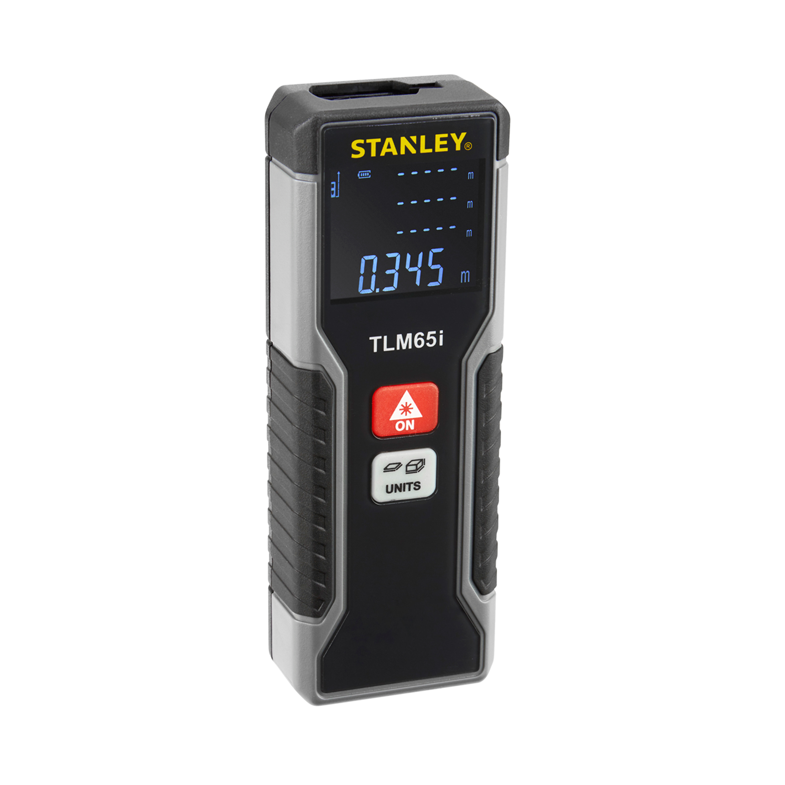 Mesure laser t l m tre 25 m tlm65 pro stanley krenobat outillage distribution - Telemetre laser stanley ...