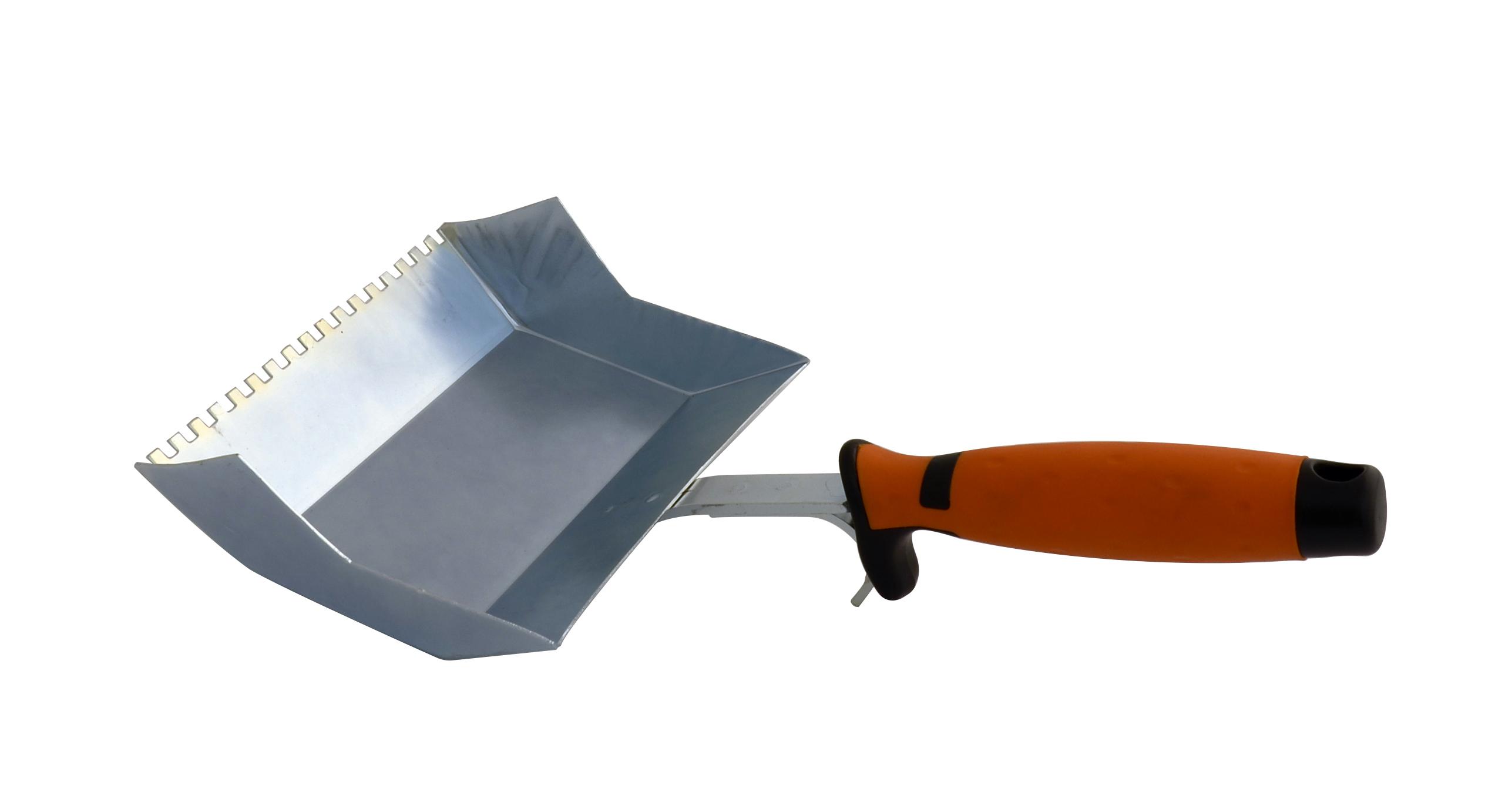 Truelle dent e colle pour b ton cellulaire 175 mm edma krenobat outillage distribution - Colle pour beton cellulaire ...