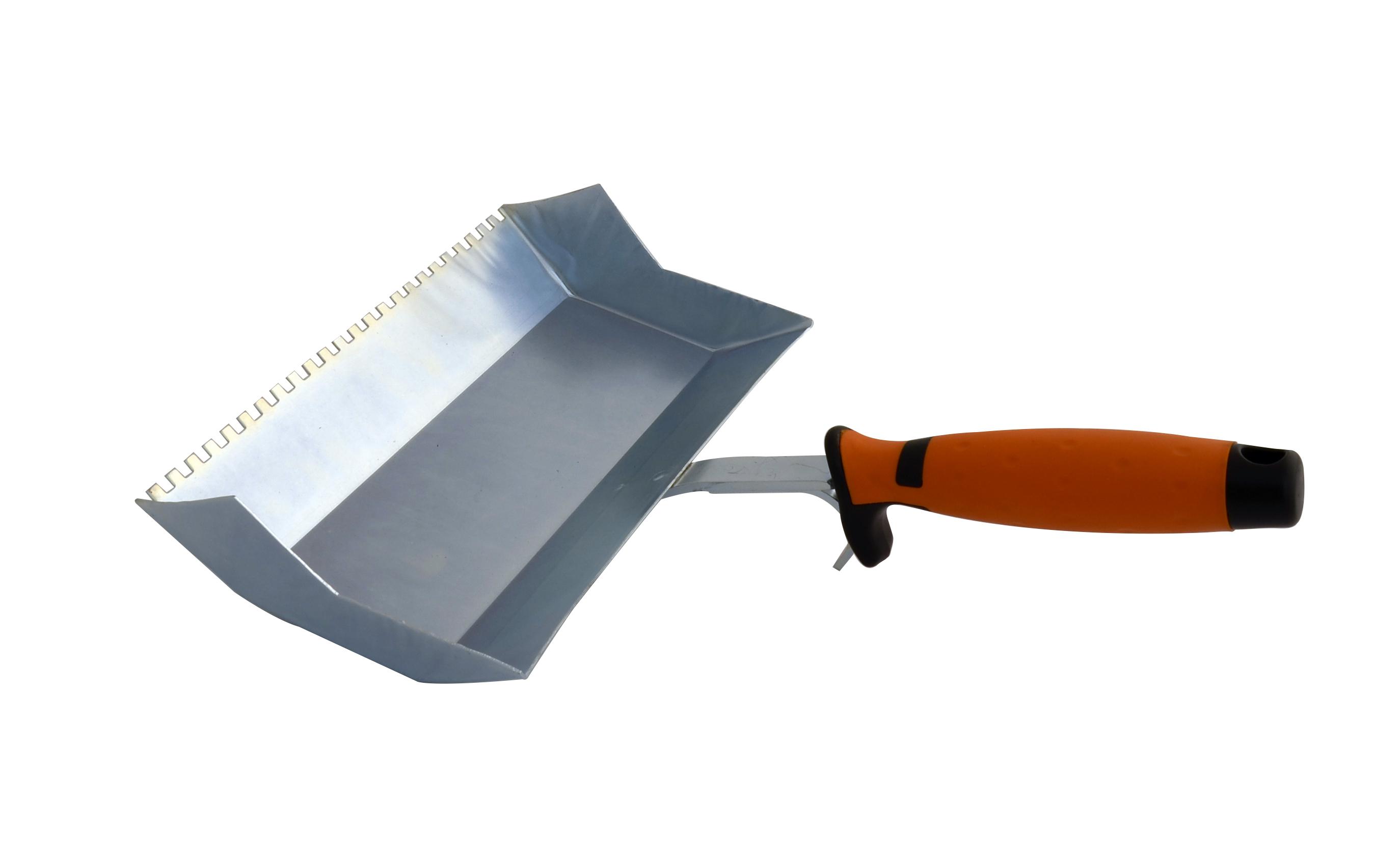 Truelle dent e colle pour b ton cellulaire 240 mm edma krenobat outillage distribution - Colle pour beton cellulaire ...